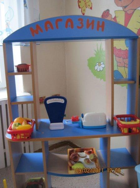 Игровые уголки в детском саду своими руками фото